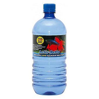 Activ-Betta Bio-Activ Live Aqueous Solution - 1 Liter