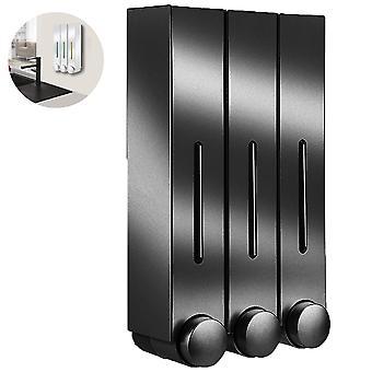 6028 Double Cup Soap Dispenser-white