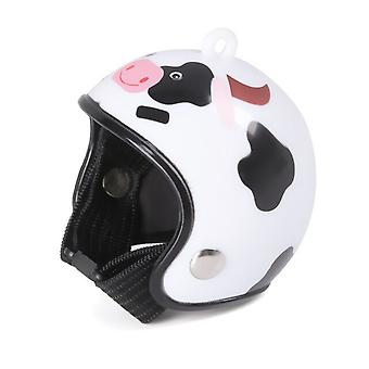 1pc Chicken Helmet Pet Equipment Bird Helmet Helmet Bird Duck Quail Hat Headgear Pet Chicken Helmet Pet Chicken Supplies Produkt