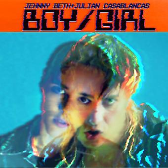 Beth, Jehnny / Casablancas, Julian - Boy / Girl [Vinyl] USA import