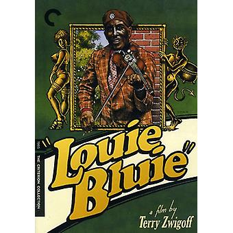 Louie Bluie [DVD] USA importerer