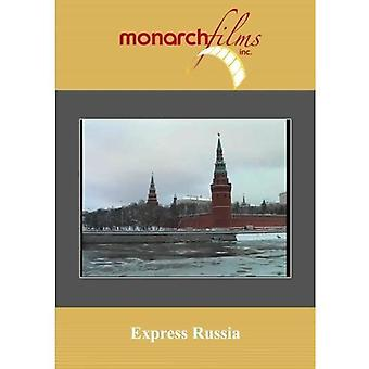 Express Russia [DVD] USA import