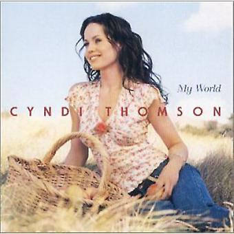 Cyndi Thomson - My World [CD] USA import