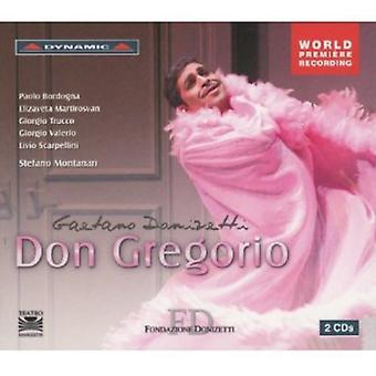 G. Donizetti - Donizetti: Don Gregorio [CD] USA import