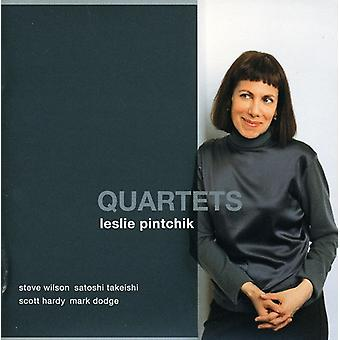 Leslie Pintchik - Quartette [CD] USA import