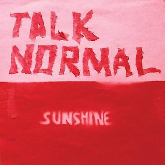 Parler de Normal - importation USA Sunshine [CD]