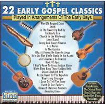 استيراد 22 من أوائل الإنجيل الكلاسيكية--