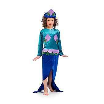 Enfants de sirène sirène costume sirène