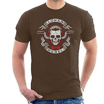 Pee Wee Herman Loner Rebel Men's T-Shirt