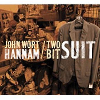 John Wort Hannam - Two-Bit Suit [CD] USA import
