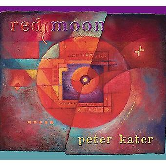 Peter Kater - Red Moon [CD] USA import