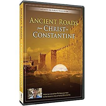 Ancient Roads From Christ to Constantine [DVD] USA import