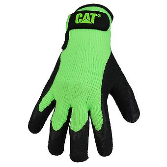 Caterpillar 17417 Unisex Latex Palm handschoen