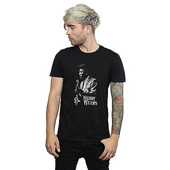 Muddy Waters Men's Mono Distressed T-Shirt