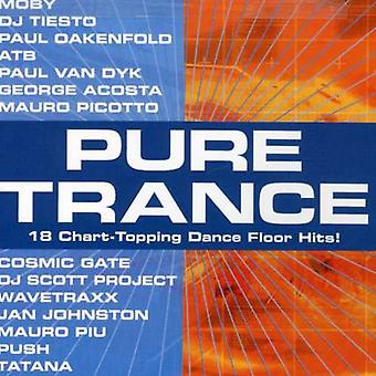 Pure Trance - Pure Trance [CD] USA import