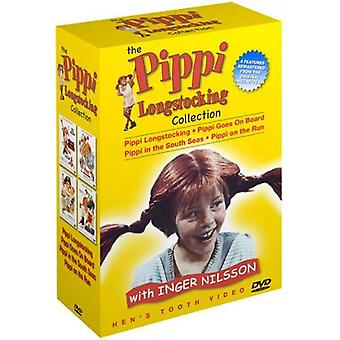 Pippi Longstocking Collection [DVD] USA import