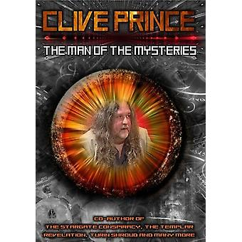 Clive Prince: The Man of the Mysteries [DVD] USA import
