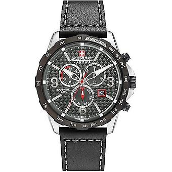 Swiss military Hanowa mens watch 06-4251.33.001 ACE Chrono