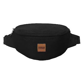 Urbains classics - sac hanche taille ceinture sac noir