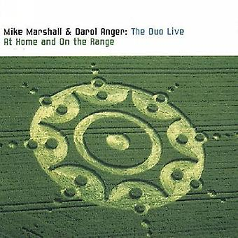 Marshall/Wut - Duo Live at Home & auf den Bereich [CD] USA Import