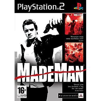 Made Man (PS2) - neue Fabrik versiegelt