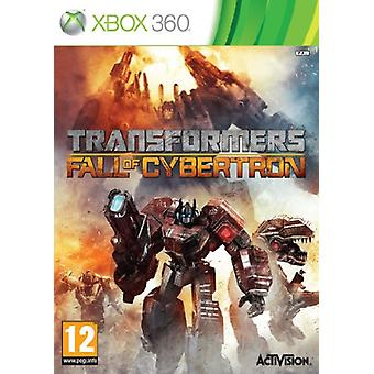 Transformers Fall of Cybertron (Xbox 360) - Als nieuw