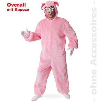 Porcul porc scroafă costum general de porc total unisex