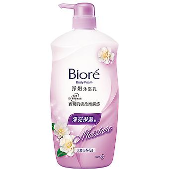 Kao Biore Oshima fleur savon pompe 33,8 Fl.Oz