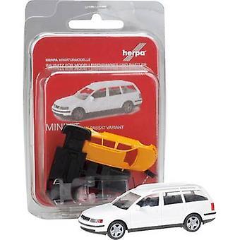 Herpa 012249-005 H0 Volkswagen Passat Variant white