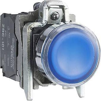 Schneider Electric Harmony XB4BW36B5 Pushbutton Planar 1-knappen Blue Push 1 st(s)
