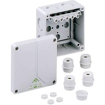 Caixa conjunta Spelsberg 80640701 (L x W x H) 110 x 110 x 67 mm Grey IP65 1 pc(s)