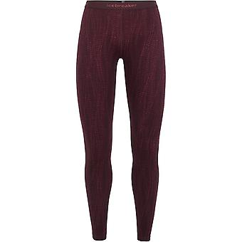 Icebreaker Women's Vertex Leggings Drift - Velvet/Prism