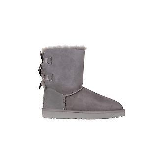 UGG Bailey Bow II 1016225GREY universal winter women shoes