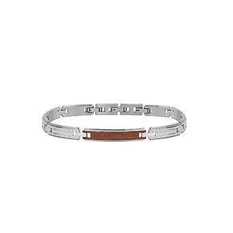MASERATI - bracelet - mens-steel - JM218AMD08