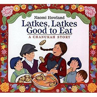 Latkes - Latkes - の良い食べ方 - 灯明祭原作ナオミ ハウランド - 97