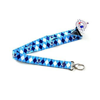 Kansas City Royals MLB Argyle Lanyard