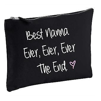 Meilleur Nanna jamais jamais jamais la fin noir composent sac