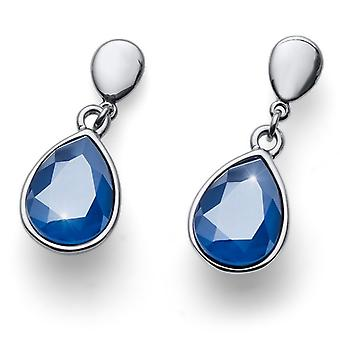 Earring Delite STE royal blue