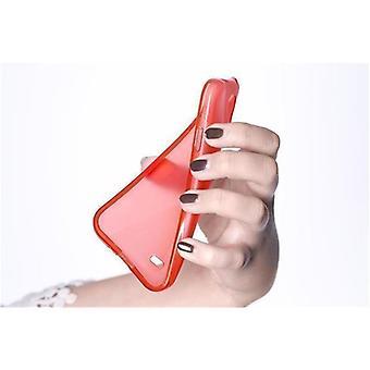 Cadorabo tapauksessa Samsung Galaxy NOTE 4 tapauksessa tapauksessa kansi - joustava TPU silikoni puhelinkotelo - silikoni kotelo suojakotelo ultra ohut pehmeä takakannen tapauksessa puskuri