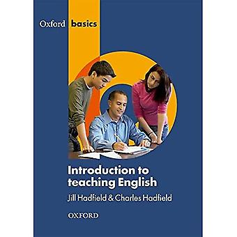 Inleiding tot de didactische Engels (Oxford Basics)