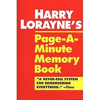 Sivu minuutin muisti kirja