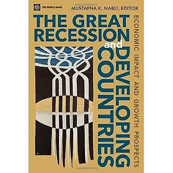 La grande récession et les pays en développement: Impact économique et les perspectives de croissance