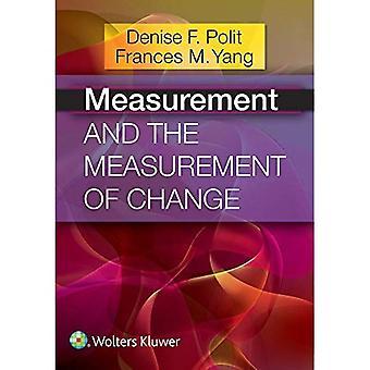 Mätning och mätning av förändring
