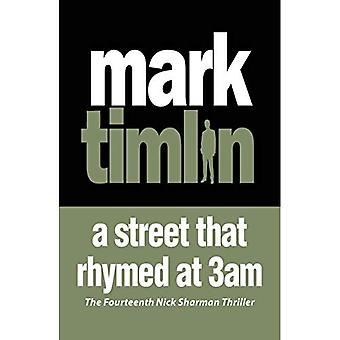Street that Rhymed at 3AM, A (Nick Sharman)