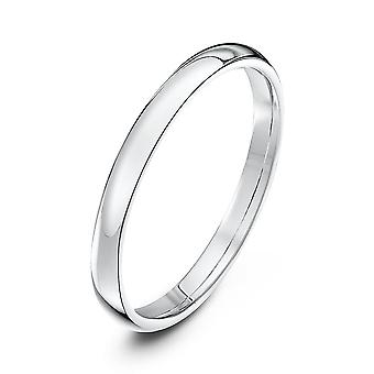 Star Wedding Rings Platinum Light Court Shape 2mm Wedding Ring
