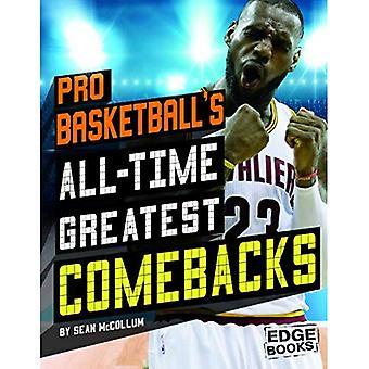 Pro basketbal de All-Time grootste Comebacks (sport Comebacks)