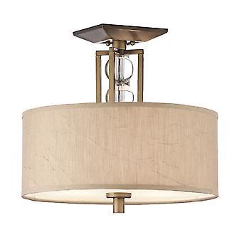 Celestial Semi-Flush Ceiling Light - Elstead Lighting Kl / Celestial / KL/CELESTIAL/SF