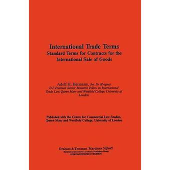 Kansainvälisen kaupan ehdot Hermann & A. H.