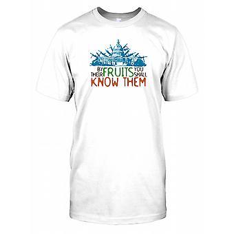 An ihren Früchten werdet Sie ihnen Kinder T Shirt