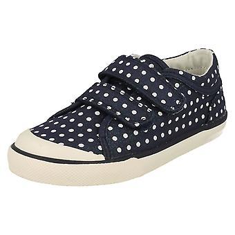 Pour enfants garçons filles Startrite toile chaussures Bounce